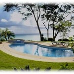 Refreshing Pool with Million Dollar Ocean View - Dominical, Puntarenas, Costa Rica Travel & Vacation Rental - Casa Del Bosque: Dominical Luxury Home!